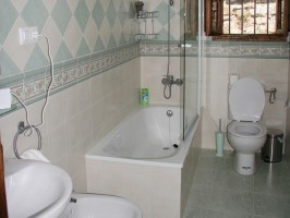 Accomodation Bathroom